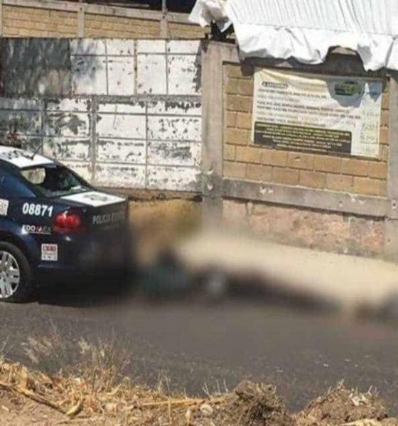 Emboscada a policías del Edomex deja al menos 12 muertos
