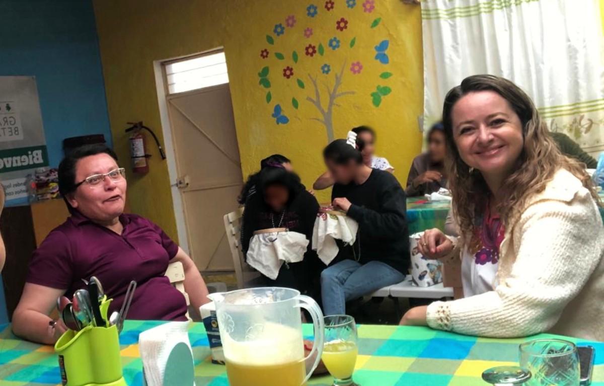 hogares que atienden a mujeres vulnerables por discapacidad intelectual