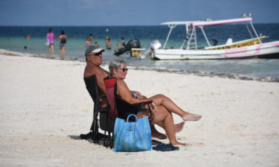 En México disminuye turismo internacional: INEGI