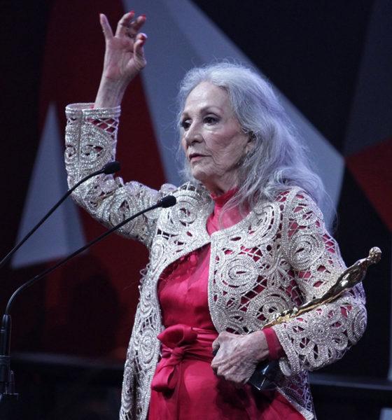A los 81 años, falleció la actriz Isela Vega