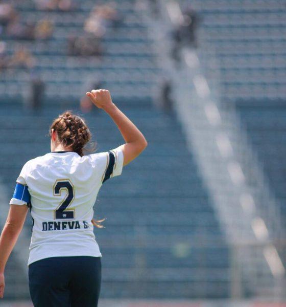 Jugadora de Pumas levantará denuncia. Foto: Twitter