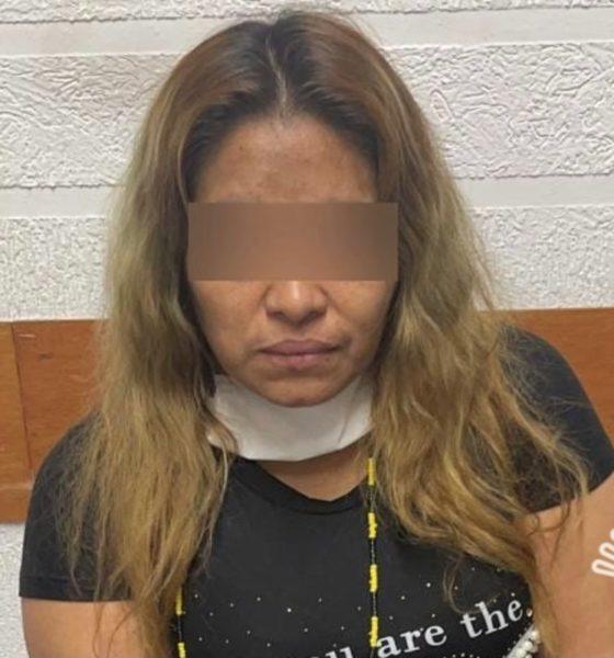"""Cae """"La Fabiola"""", una de las líderes del narcomenudeo en Puebla"""