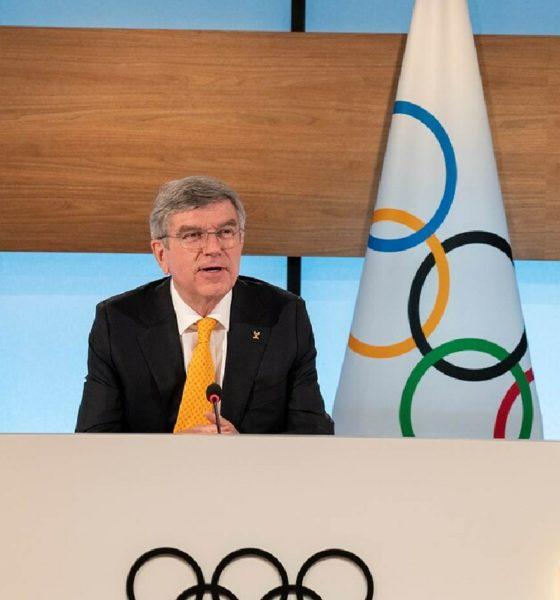 Los Juegos Olímpicos de Tokio sin público extranjero. Foto: COM