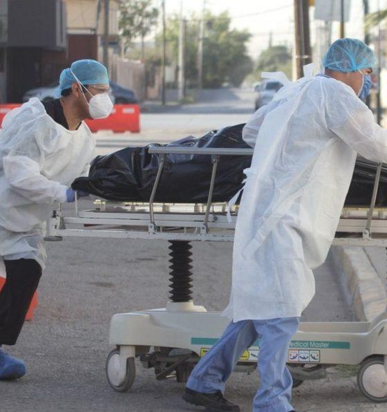 Más decesos en México por el covid. Foto: Cuartoscuro