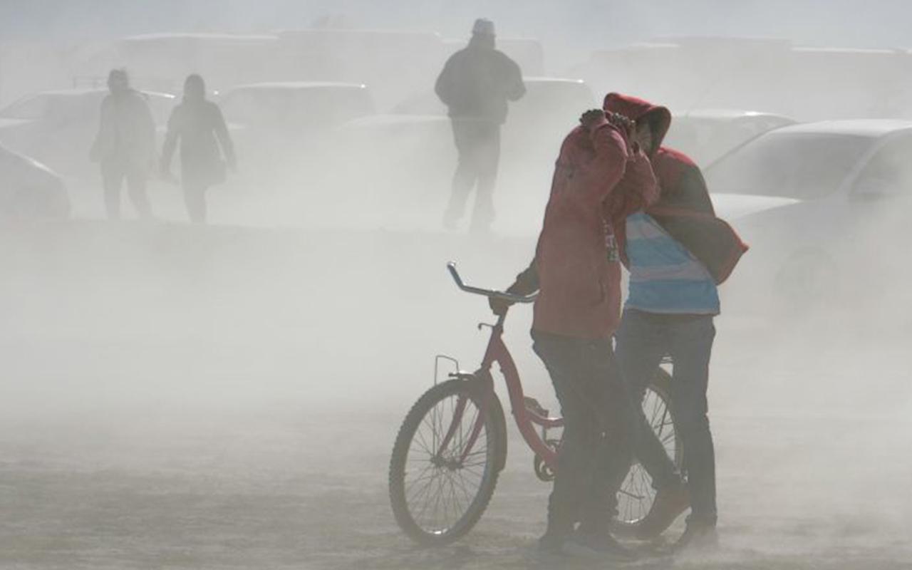 ¿Tolvaneras en el Valle de México, provocan daños a la salud?