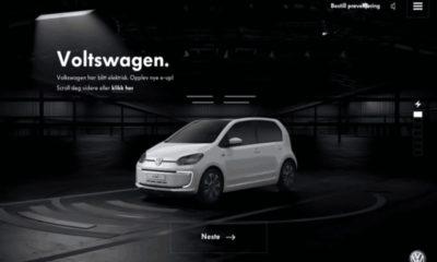 Volkswagen cambia a 'Voltswagen' por lanzamiento de autos eléctricos