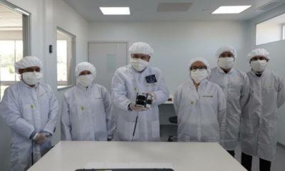 Concluyen fase de integración de AtlaCom-1, primer Nanosatélite mexiquense
