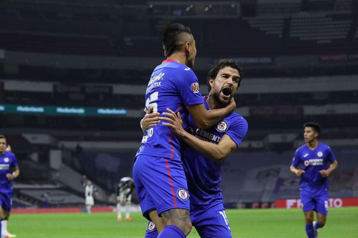 Novena victoria de Cruz Azul. Foto: Twitter