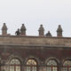 Pudieron lanzar una bomba desde un dron al Palacio Nacional