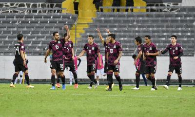 Podrían sancionar a la selección mexicana. Foto: Twitter MiSelección
