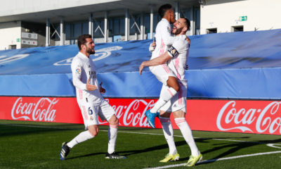 Quiere Benzema volver a jugar con CR7. Foto: Twitter Real Madrid