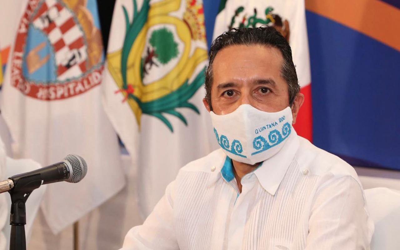 Detienen a pareja de Victoria en Quintana Roo