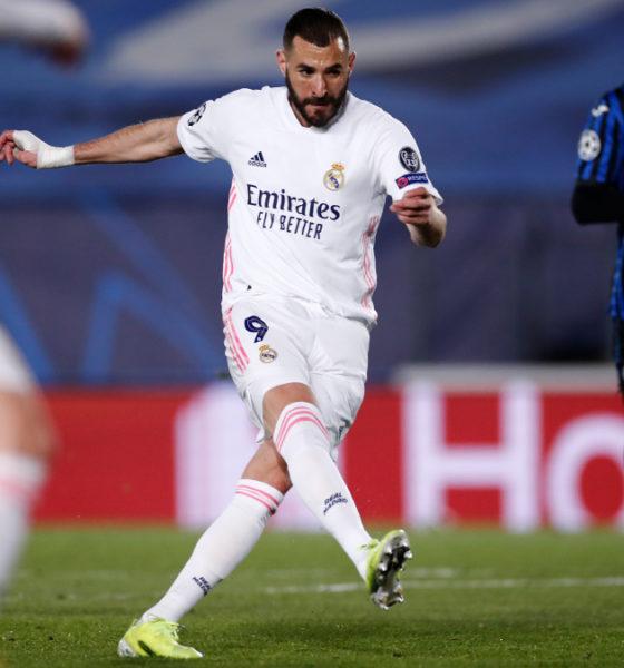 Real Madrid a los cuartos de final de la Champions League: Foto: Twitter Real Madrid