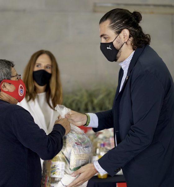 Revela Vergara que equipos adquirir vacunas contra Covid. Foto: Twitter