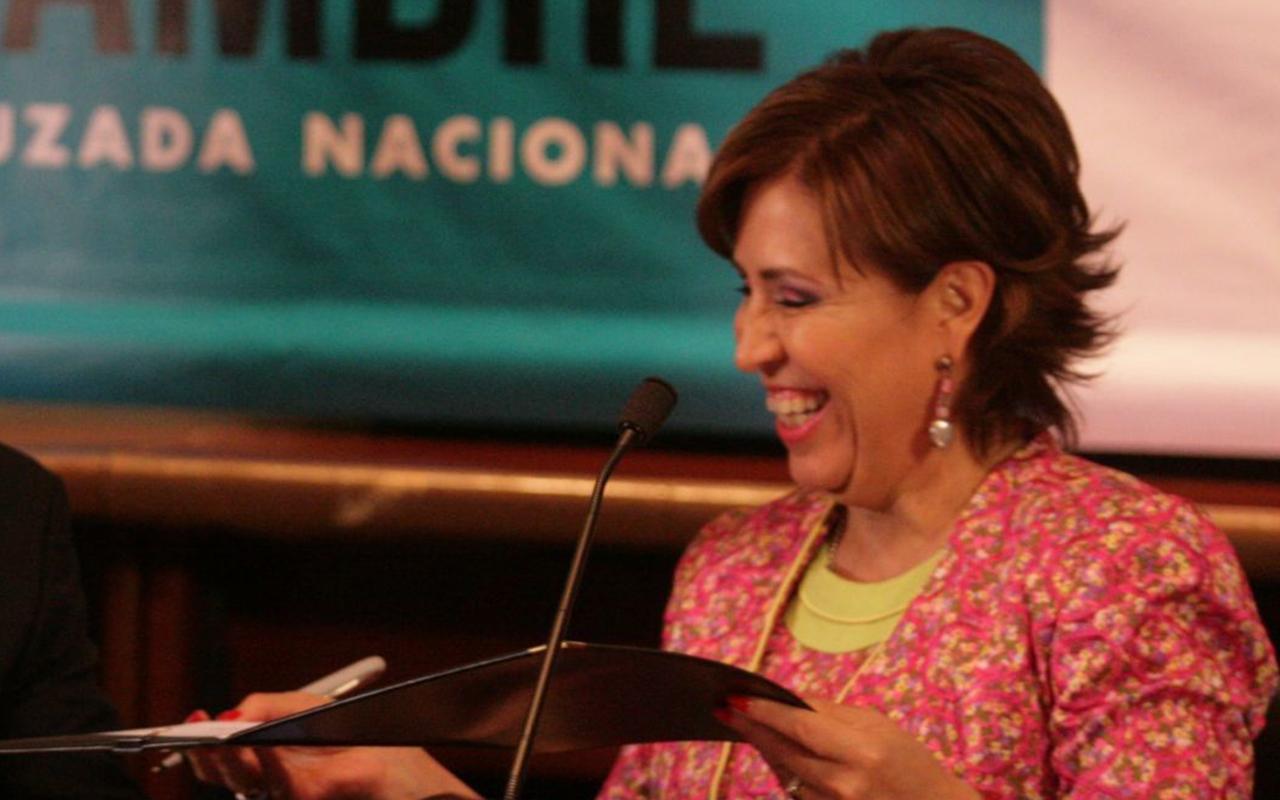 Desiste Rosario Robles declararse culpable