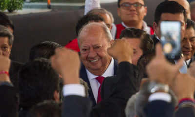 Romero Deschamps tiene denuncias ante FGR por depósitos de 309 mdp