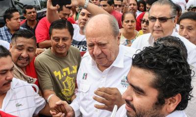 Romero Deschamps renuncia a Pemex