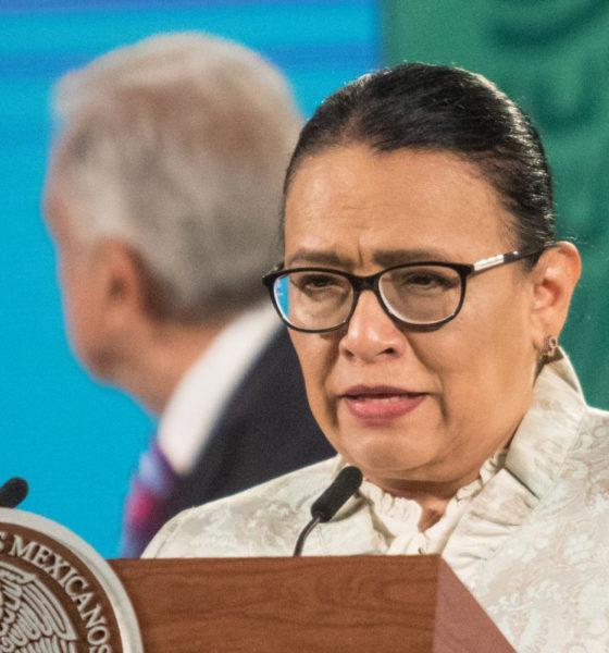 Febrero, mes con menos víctimas de homicidio doloso: Rosa Icela Rodríguez