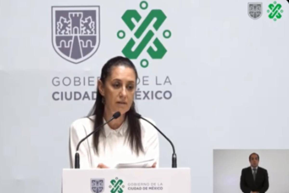 """Presenta Sheinbaum programa """"Mujeres SOS"""" contra la violencia"""