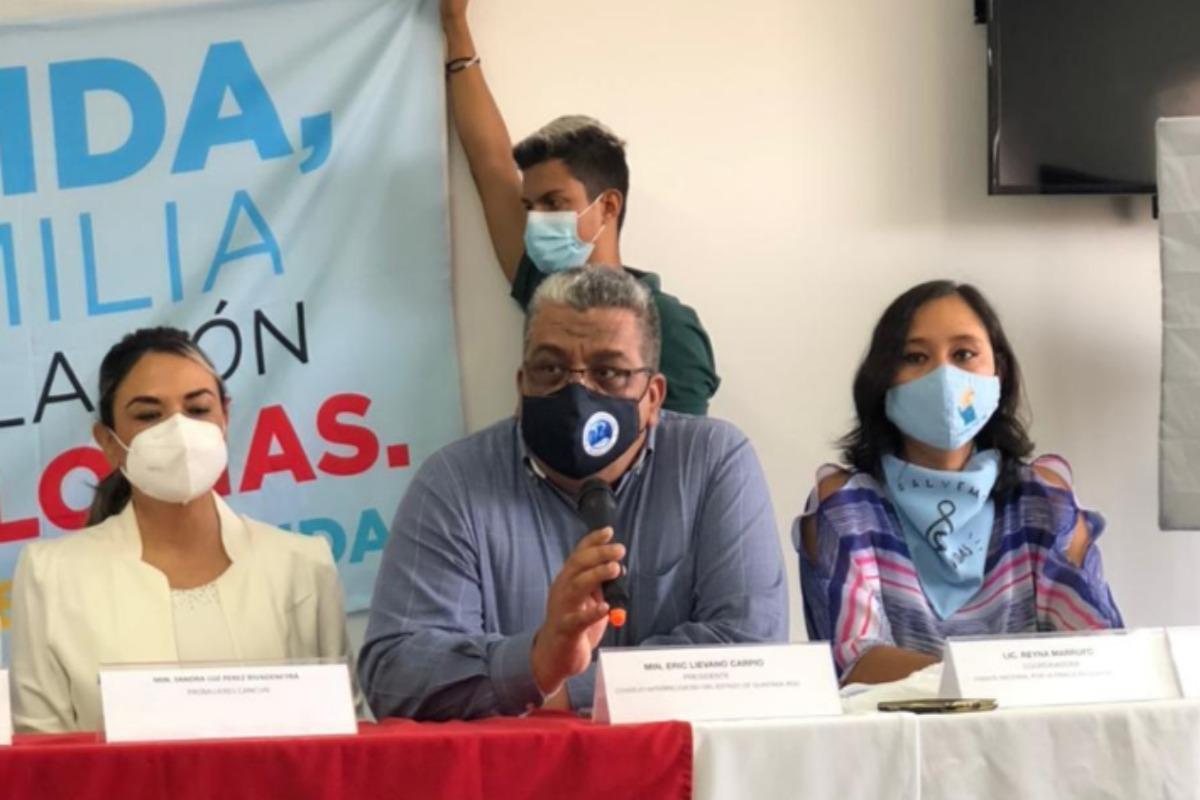 Sociedad civil de Quintana Roo pide no ceder a presiones feministas