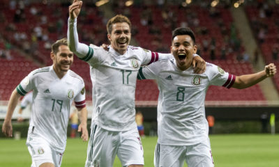 Selección Mexicana avanzó a semifinales del preolímpico. Foto: Twitter MiSelección