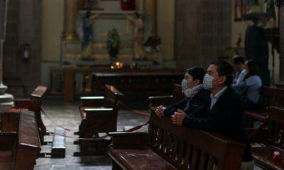 Semana Santa con pocos fieles o a puerta cerrada. Foto: Cuartoscuro