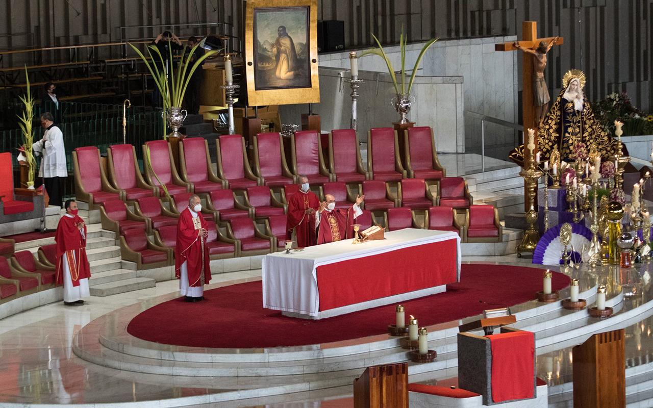 ¿No puedes ir a Misa presencial? Iglesias transmitirán celebraciones de Semana Santa