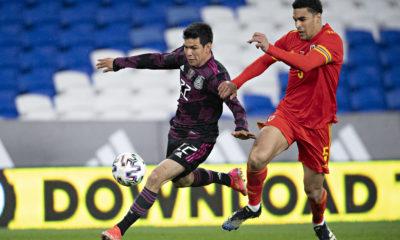 Sufre selección mexicana segundo revés. Foto: Twitter Mi Selección