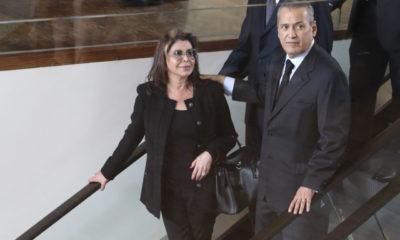 Murió Sylvia Sánchez, esposa de Manlio Fabio Beltrones