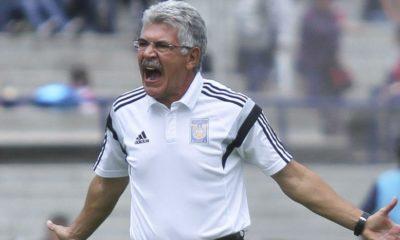 Tuca Ferretti descarta crisis en Tigres. Foto: Cuartoscuro