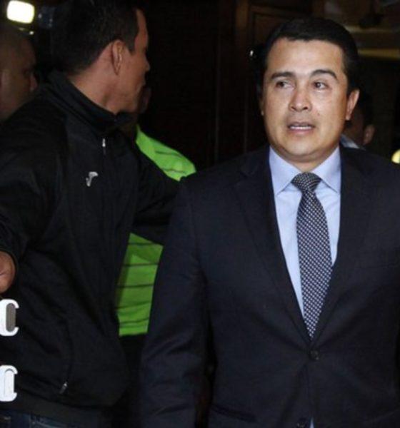 Dan cadena perpetua a hermano del presidente de Honduras por vínculos con el narco