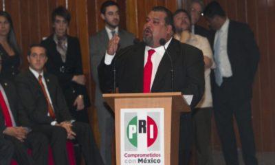 Giran orden de aprehensión contra ex líder del PRI en la CDMX