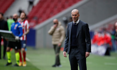 Zidane asegura que Real Madrid sigue vivo. Foto: Twitter Real Madrid