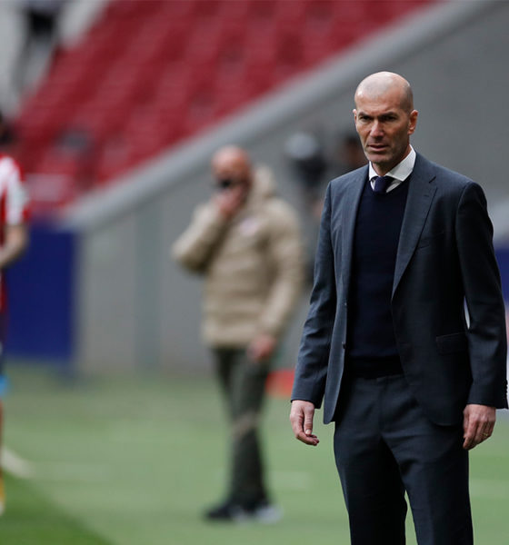 Zidane asegura que Real Madrid sigue vivo. Foto: Twitter Real Madrid