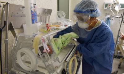 No sorprende a Gatell nacimiento de bebé con anticuerpos contra Covid-19