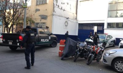 Policía se dispara solo con su arma de cargo