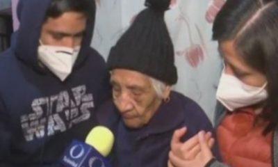 Detienen al presunto golpeador de abuelita en Tlalpan
