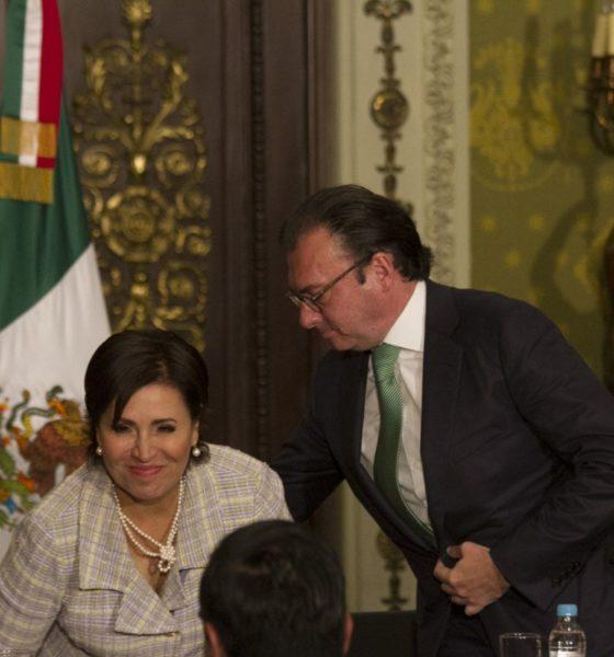 Ofrece Robles a FGR pruebas contra Luis Videgaray