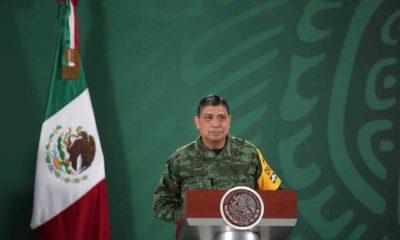 Luis Cresencio Sandoval da negativo a Covid-19; regresa a sus actividades