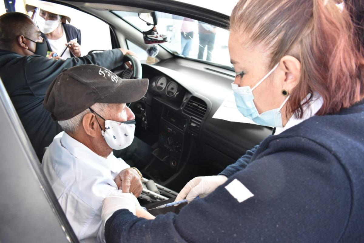 Anuncia Del Mazo llegada de un millón de vacunas al Edomex