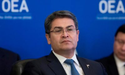 Vinculan al presidente de Honduras con el narco en EU