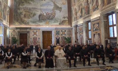 Pide Papa Francisco a clero mexicano mayor compasión con ovejas extraviadas