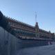 Amurallado Palacio Nacional por el #8M