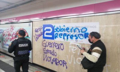 Cierran estación Pino Suárez del STC Metro hasta nuevo aviso