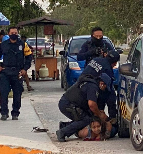 Asesinato de mujer salvadoreña nos llena de vergüenza: AMLO