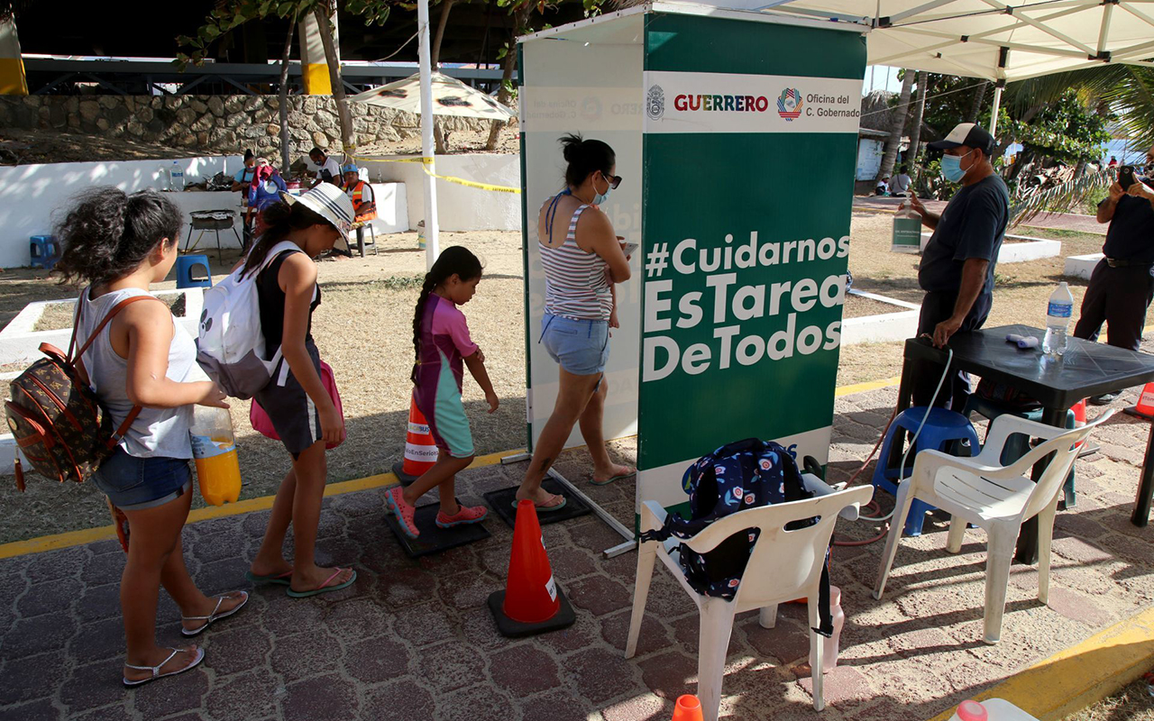 Vacaciones de Semana Santa confirmarán eficacia del plan de vacunación: Concanaco