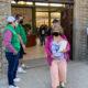 Se acaban largas filas por vacunación anticovid en Venustiano Carranza