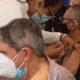 El miércoles hubo récord de vacunas aplicadas en México