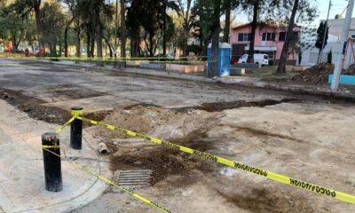 Vecinos de Aragón dejan sus hogares dañados por una grieta