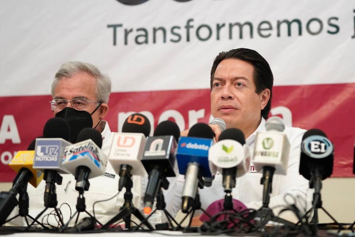 Morena sin planes para reponer candidatos en Guerrero y Michoacán. Noticias en tiempo real